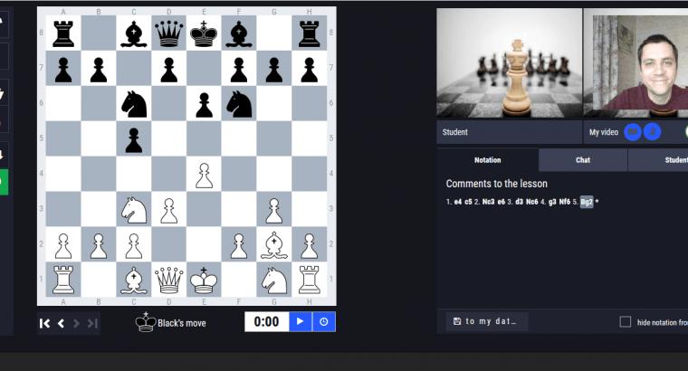 Online Chess Training