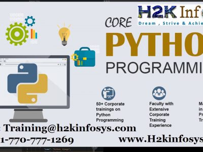 The Best Python Training in Newyork
