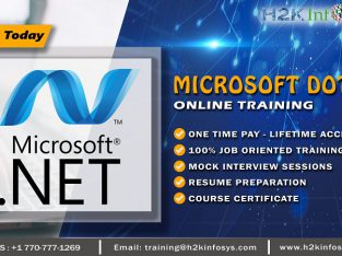 The Best Microsoft DotNet Training in New York