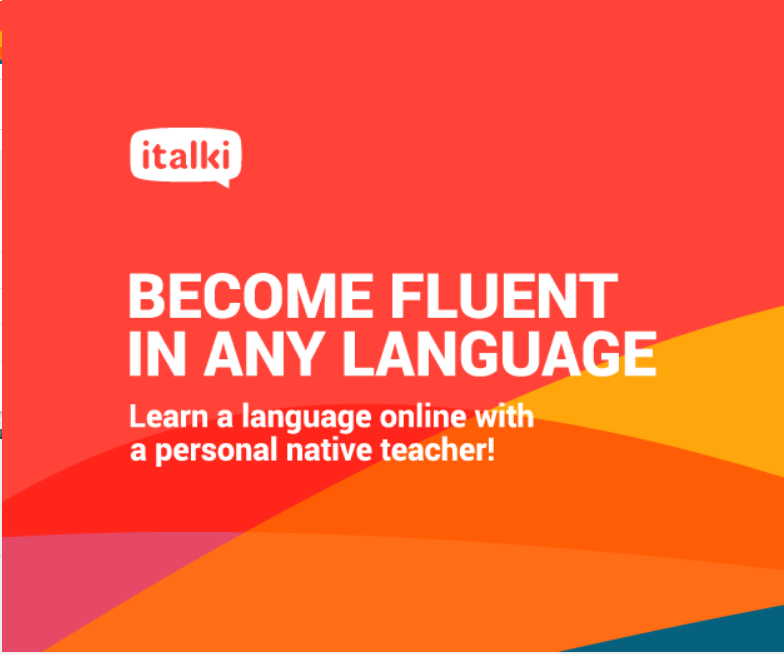 Learn Any Language Online