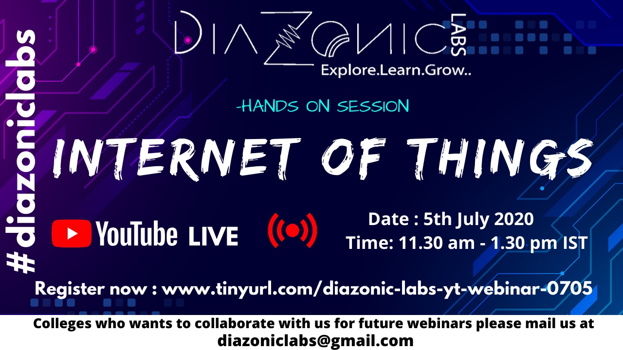 Internet of Things Webinar